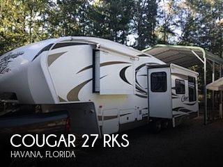 2014 Keystone Cougar 27 RKS