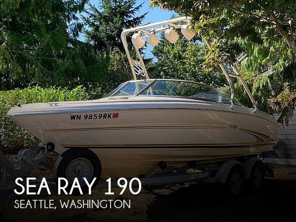 Used Sea Ray 190 Boats For Sale by owner | 1999 Sea Ray 190
