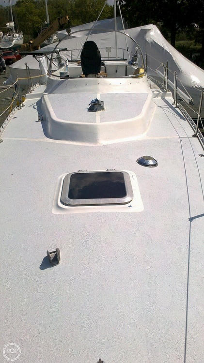 1989 Starratt Jenks boat for sale, model of the boat is Morgan 45 & Image # 8 of 40