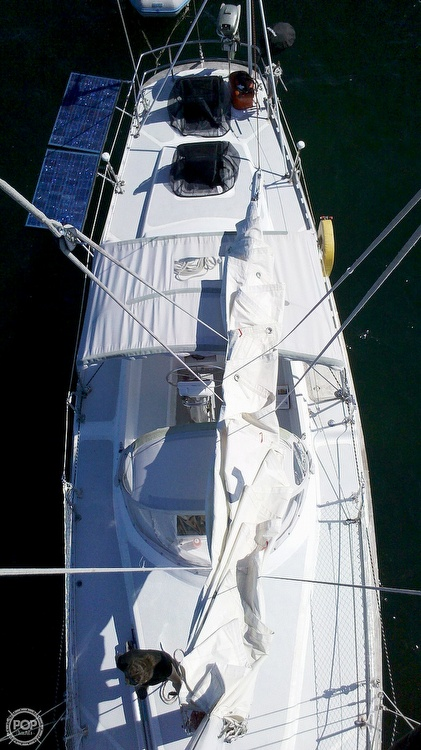 1989 Starratt Jenks boat for sale, model of the boat is Morgan 45 & Image # 17 of 40