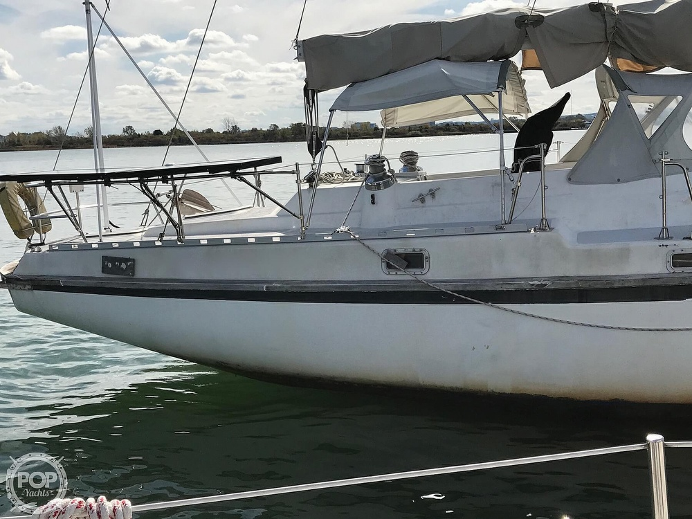 1989 Starratt Jenks boat for sale, model of the boat is Morgan 45 & Image # 11 of 40