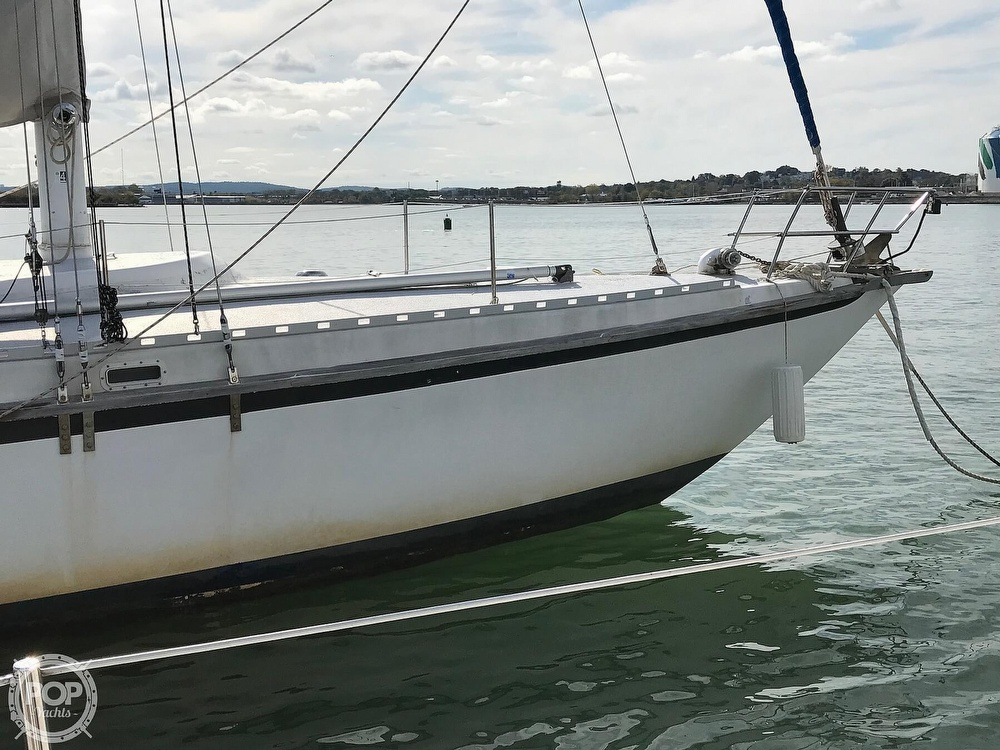 1989 Starratt Jenks boat for sale, model of the boat is Morgan 45 & Image # 13 of 40