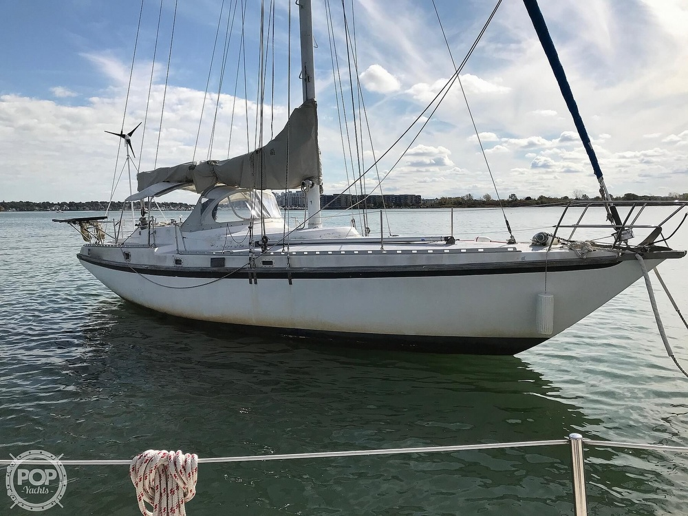 1989 Starratt Jenks boat for sale, model of the boat is Morgan 45 & Image # 2 of 40