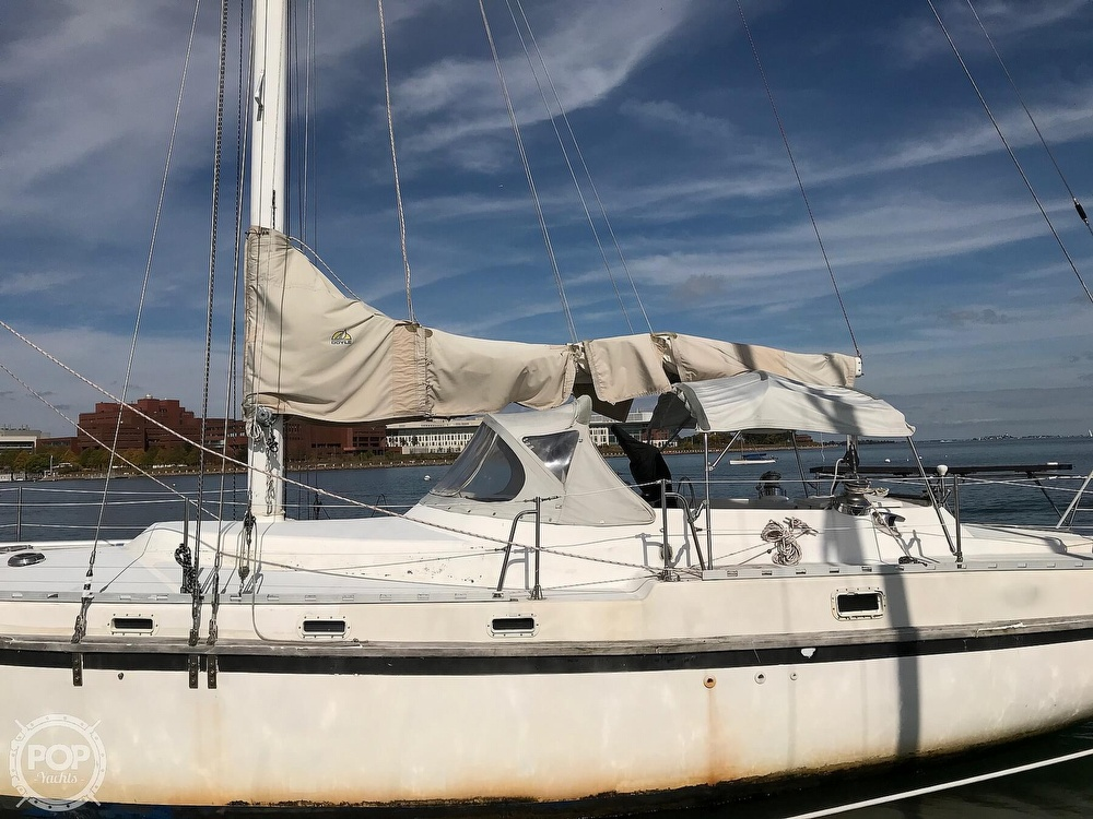 1989 Starratt Jenks boat for sale, model of the boat is Morgan 45 & Image # 4 of 40