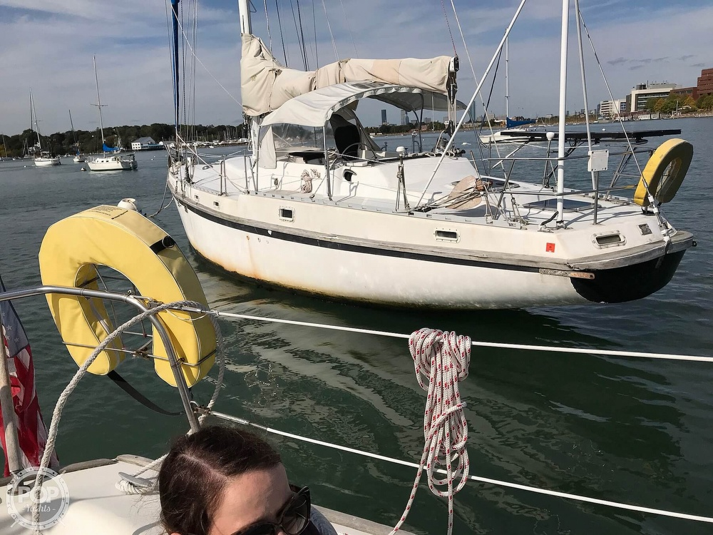 1989 Starratt Jenks boat for sale, model of the boat is Morgan 45 & Image # 35 of 40