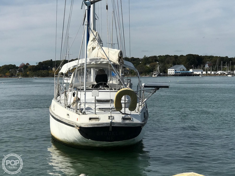 1989 Starratt Jenks boat for sale, model of the boat is Morgan 45 & Image # 16 of 40