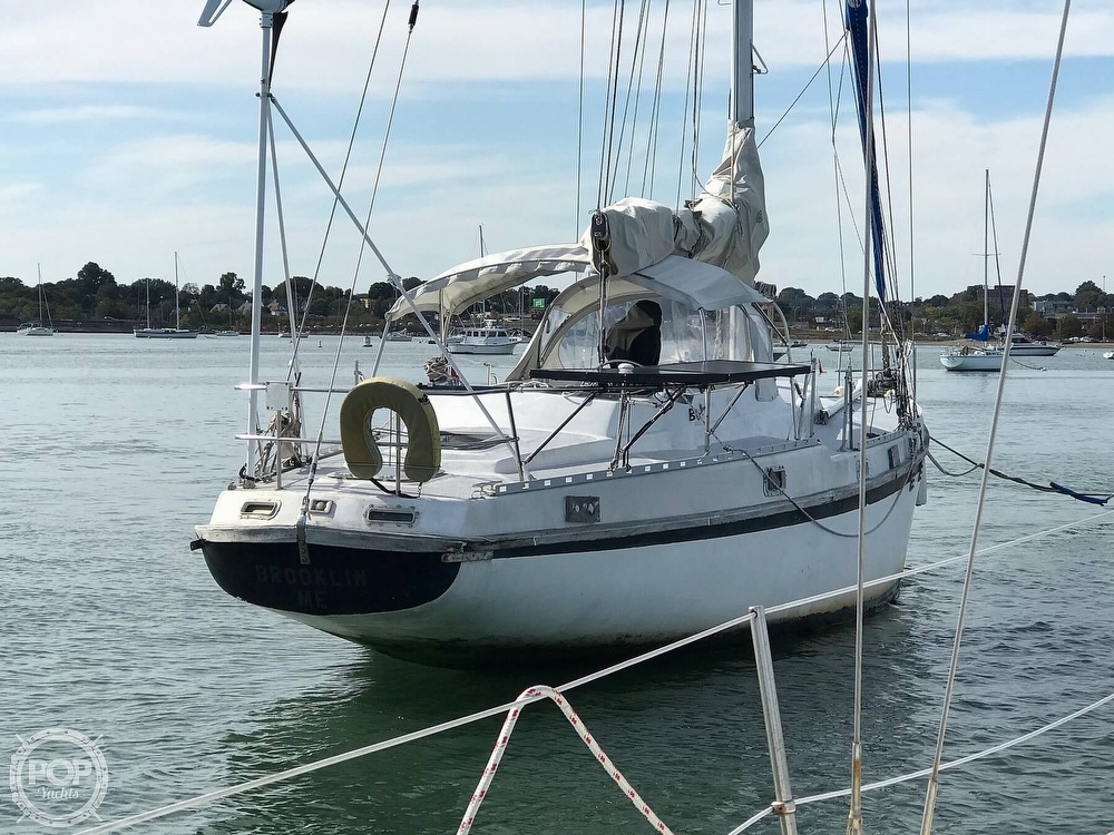 1989 Starratt Jenks boat for sale, model of the boat is Morgan 45 & Image # 5 of 40