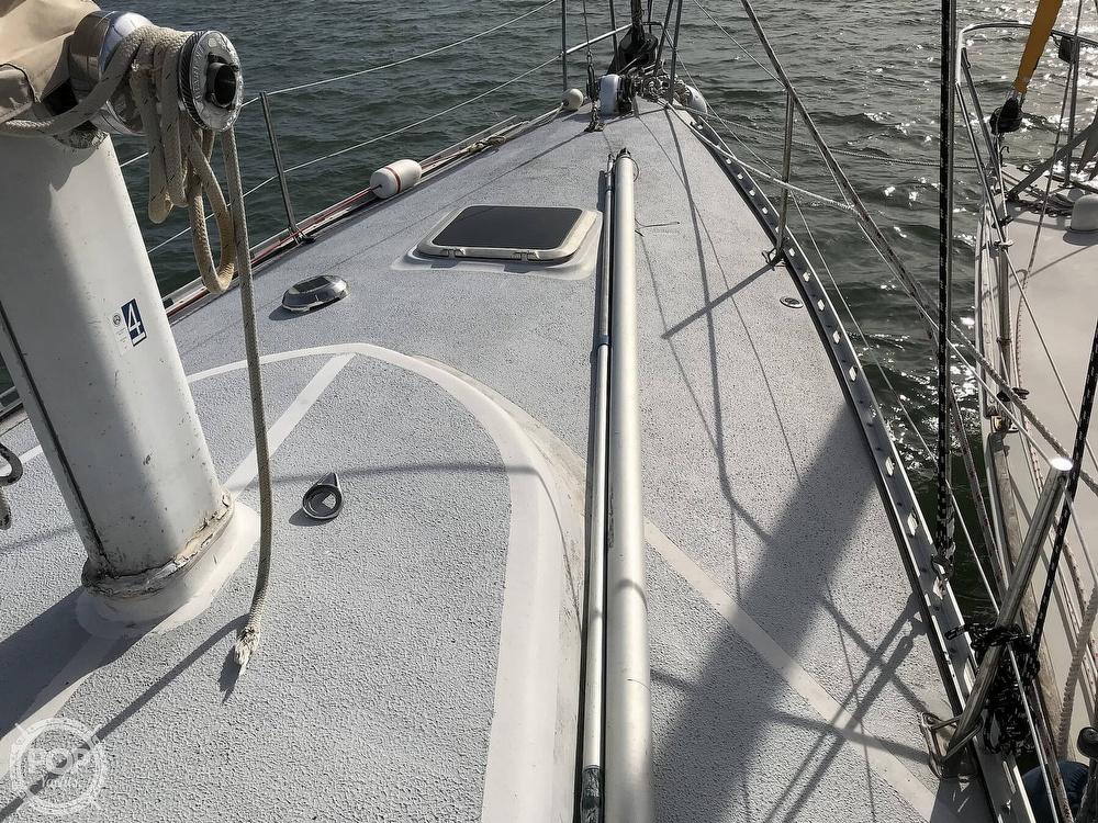 1989 Starratt Jenks boat for sale, model of the boat is Morgan 45 & Image # 40 of 40