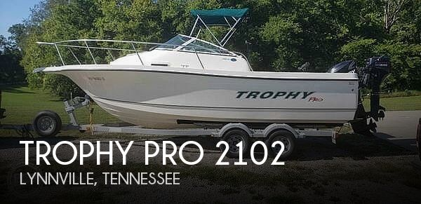 Used Ski Boats For Sale in Nashville, Tennessee by owner | 2008 Trophy 2102