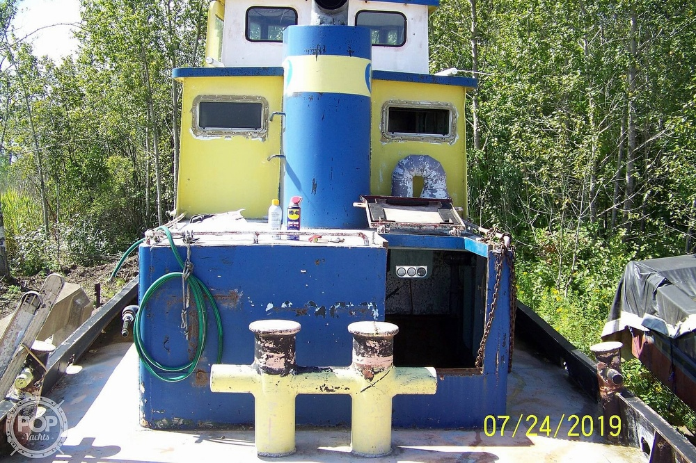 1984 Tampa Shipyards Inc boat for sale, model of the boat is 41 & Image # 5 of 40