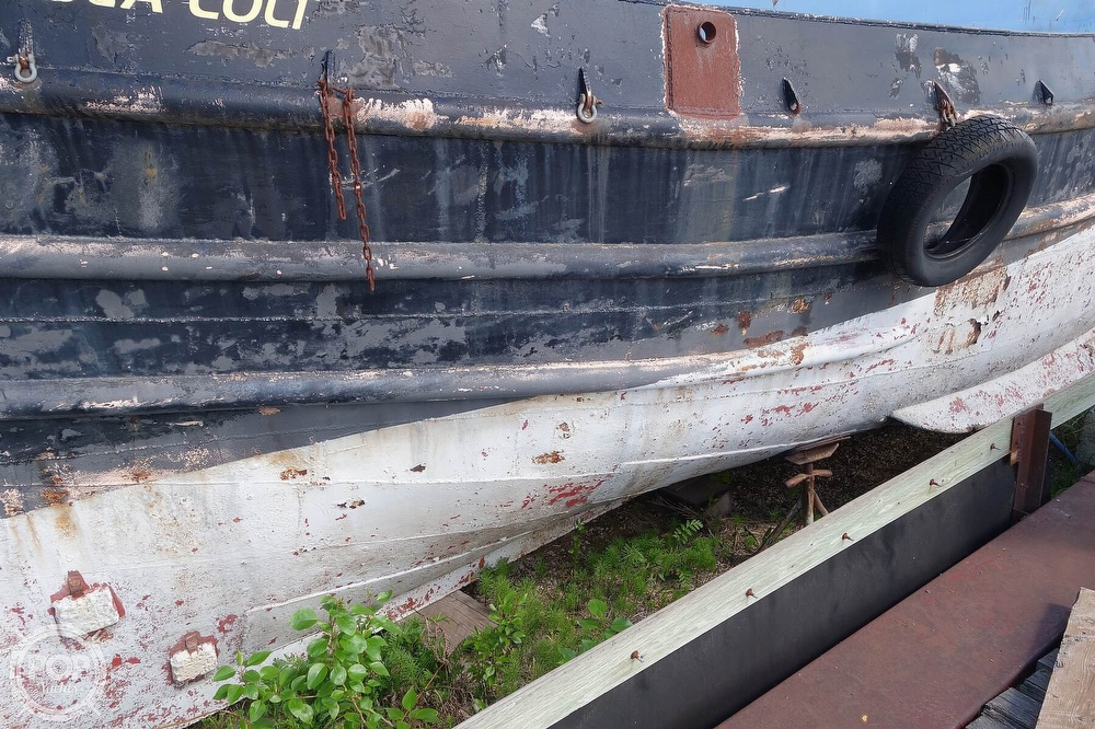 1984 Tampa Shipyards Inc boat for sale, model of the boat is 41 & Image # 21 of 40