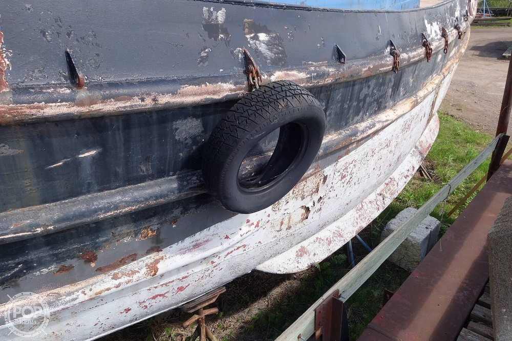1984 Tampa Shipyards Inc boat for sale, model of the boat is 41 & Image # 22 of 40