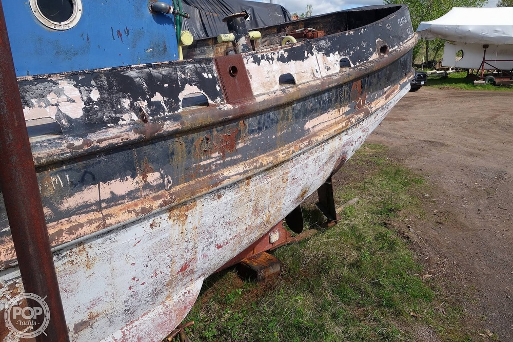 1984 Tampa Shipyards Inc boat for sale, model of the boat is 41 & Image # 23 of 40