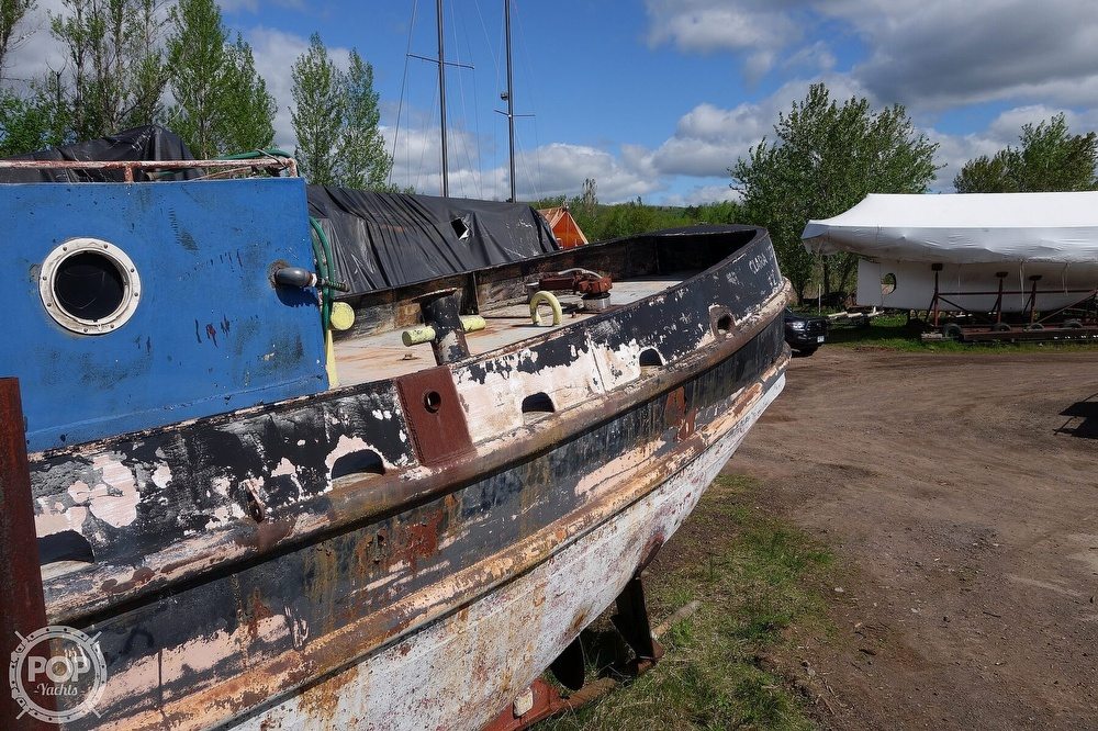 1984 Tampa Shipyards Inc boat for sale, model of the boat is 41 & Image # 30 of 40