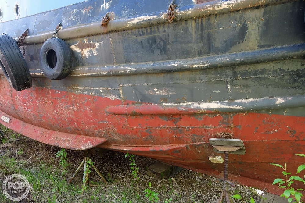 1984 Tampa Shipyards Inc boat for sale, model of the boat is 41 & Image # 34 of 40