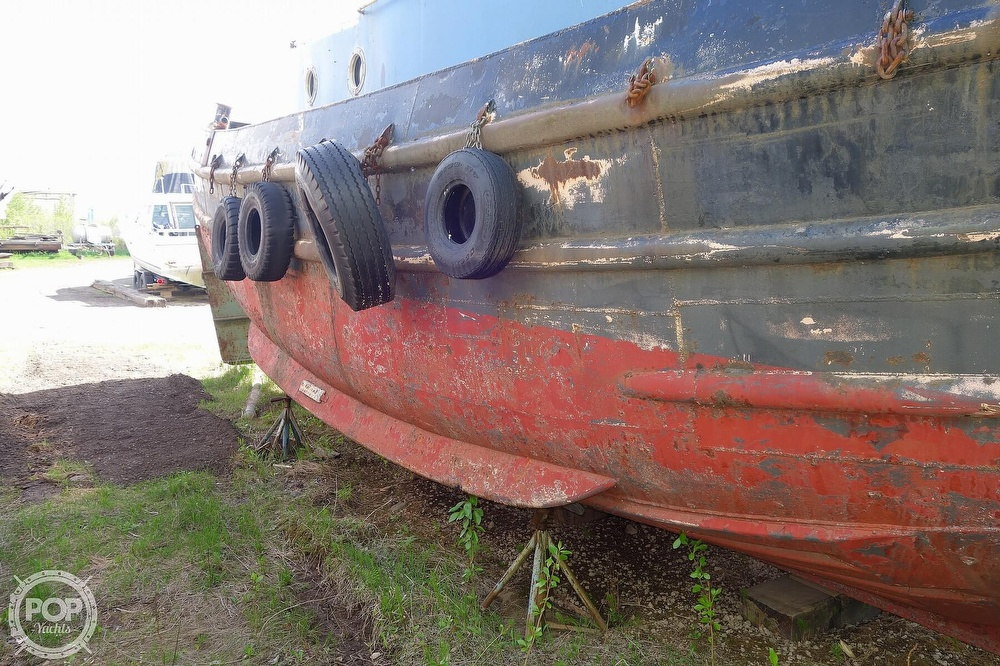 1984 Tampa Shipyards Inc boat for sale, model of the boat is 41 & Image # 33 of 40