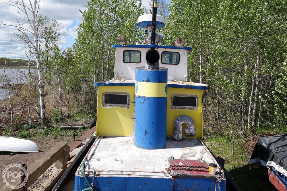 1984 Tampa Shipyards Inc boat for sale, model of the boat is 41 & Image # 36 of 40