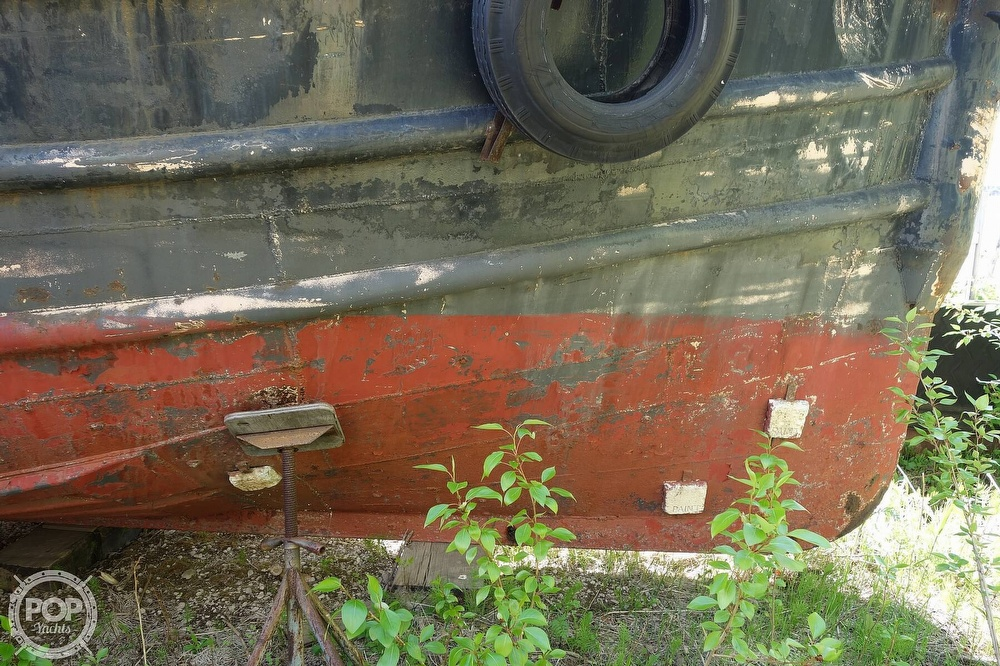 1984 Tampa Shipyards Inc boat for sale, model of the boat is 41 & Image # 31 of 40