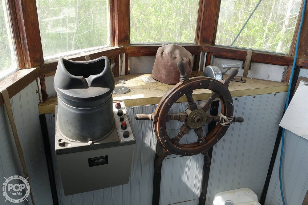 1984 Tampa Shipyards Inc boat for sale, model of the boat is 41 & Image # 2 of 40