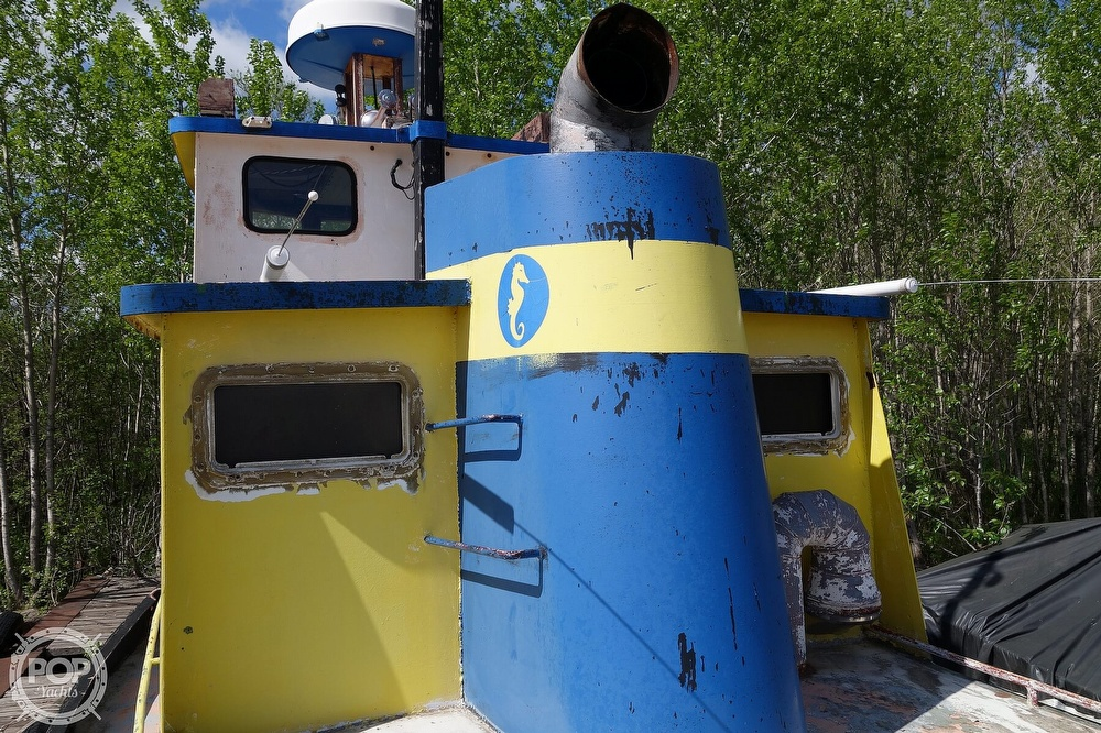 1984 Tampa Shipyards Inc boat for sale, model of the boat is 41 & Image # 38 of 40
