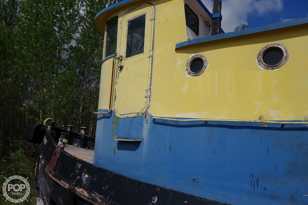 1984 Tampa Shipyards Inc boat for sale, model of the boat is 41 & Image # 27 of 40