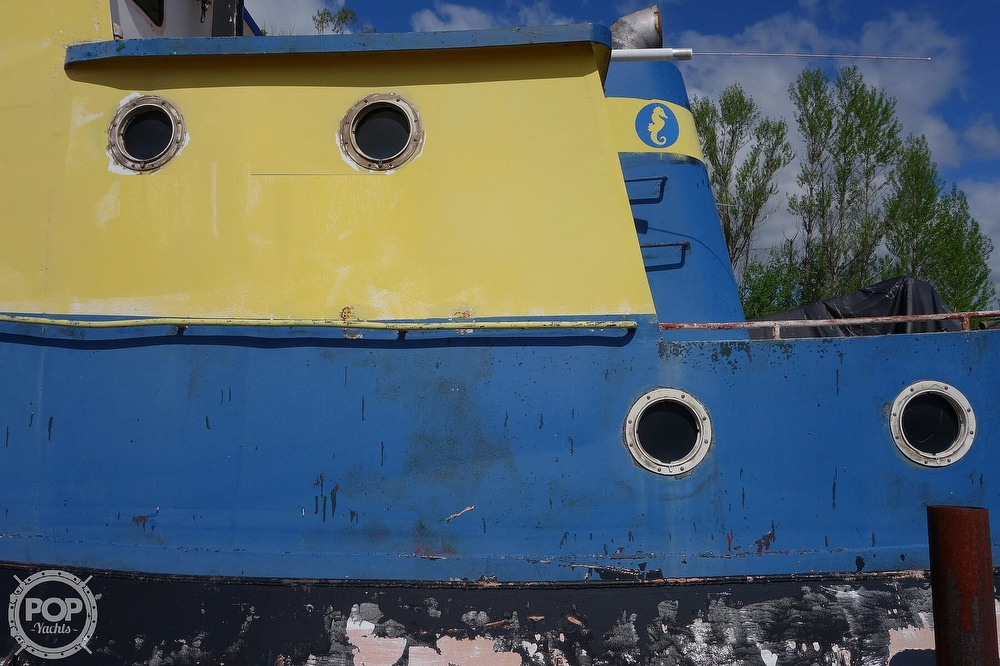1984 Tampa Shipyards Inc boat for sale, model of the boat is 41 & Image # 28 of 40