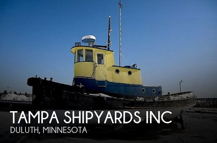 1984 Tampa Shipyards Inc boat for sale, model of the boat is 41 & Image # 1 of 40