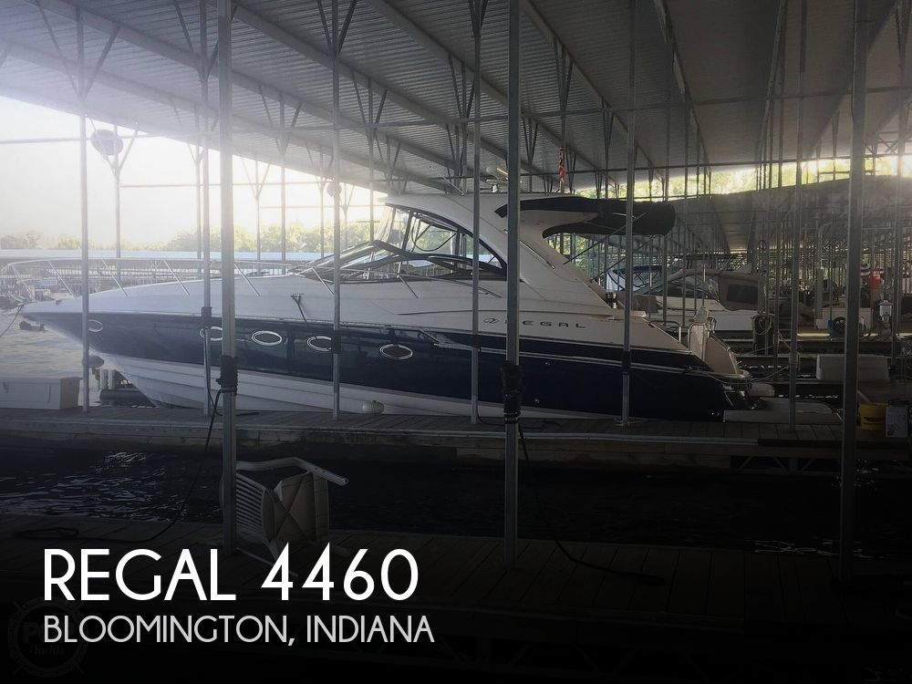 Used Boats For Sale in Indianapolis, Indiana by owner | 2006 Regal 43