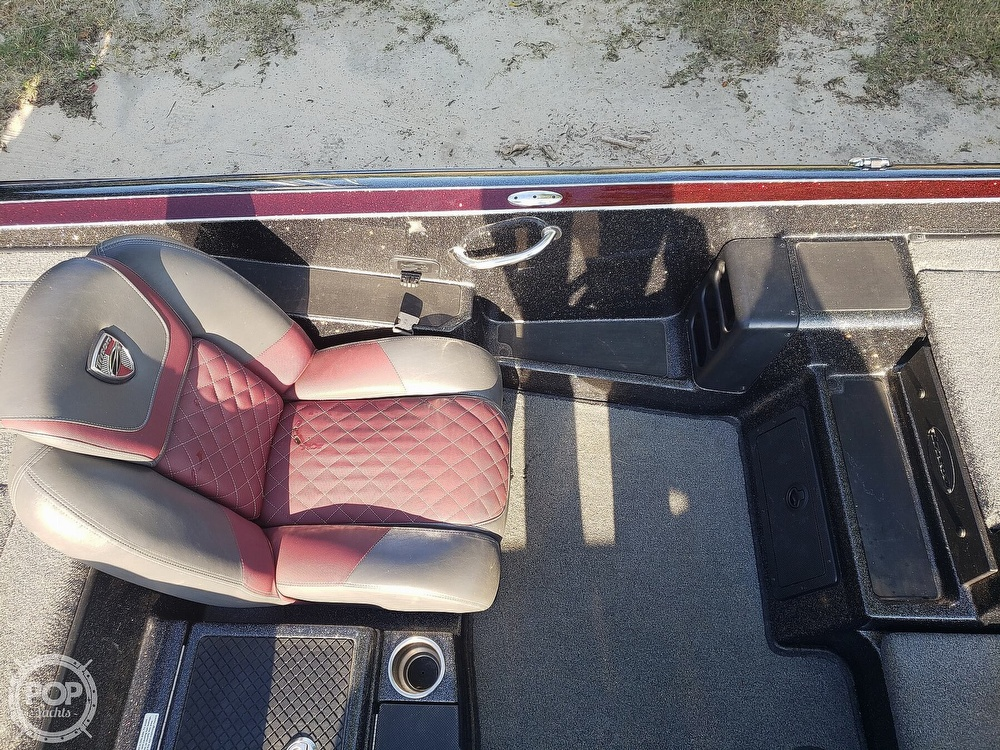 2016 Triton boat for sale, model of the boat is 21 TRX & Image # 38 of 40