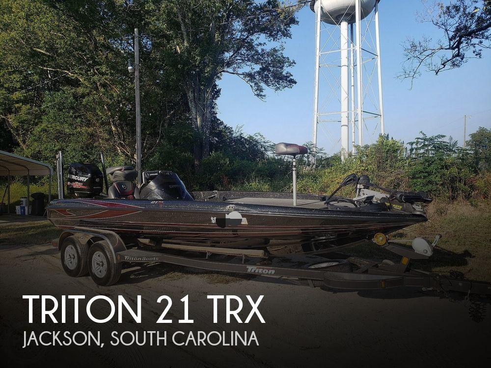 2016 TRITON 21 TRX for sale