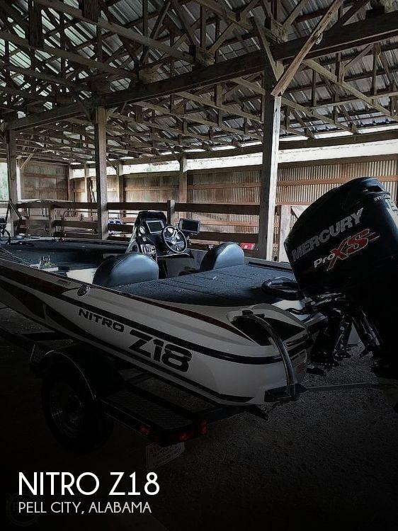 Used NITRO Z18 Boats For Sale by owner | 2016 Nitro Z18