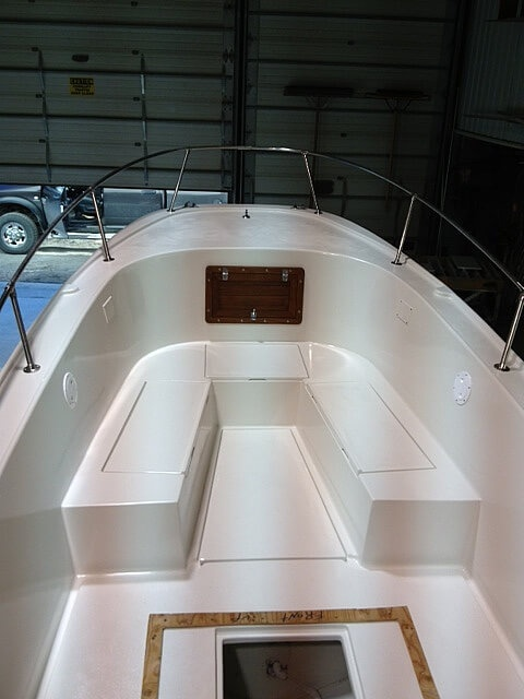 1981 Master Marine boat for sale, model of the boat is 28 & Image # 4 of 7