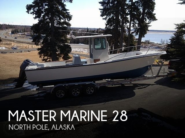 1981 Master Marine boat for sale, model of the boat is 28 & Image # 1 of 7