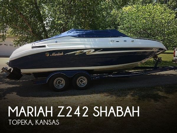 Used Mariah 24 Boats For Sale by owner | 1997 Mariah 24