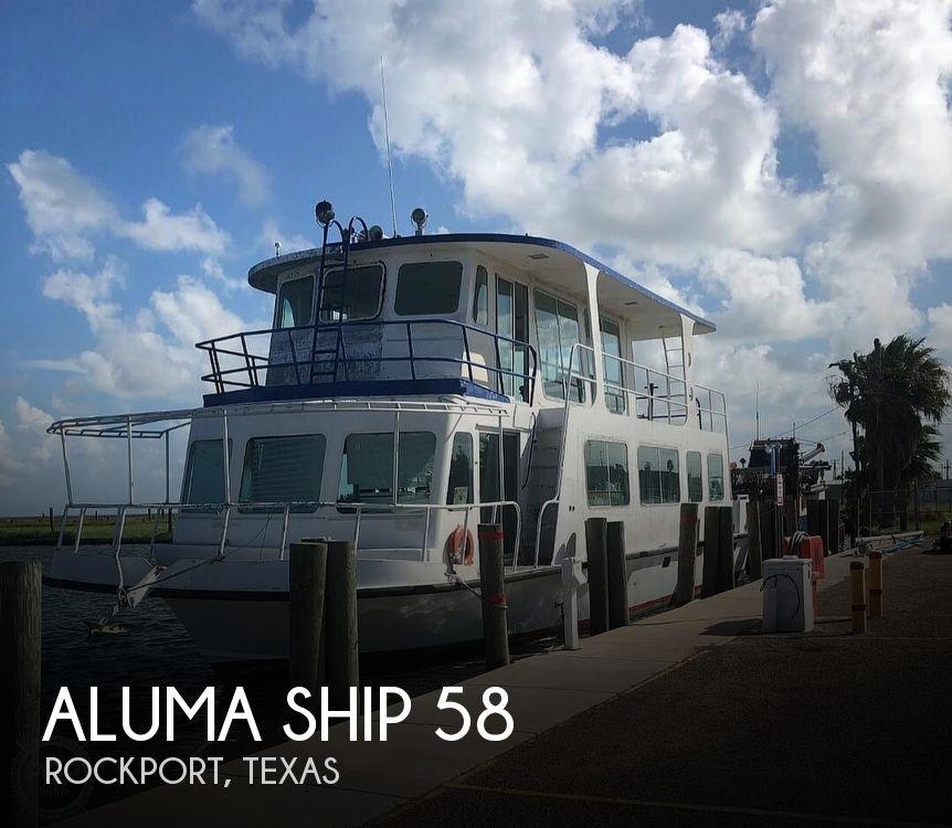 1973 Aluma Ship 58