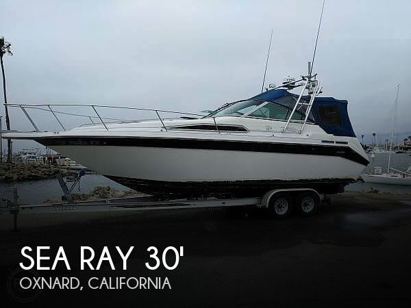 Used Sea Ray Boats For Sale in Oxnard, California by owner   1990 27 foot Sea Ray