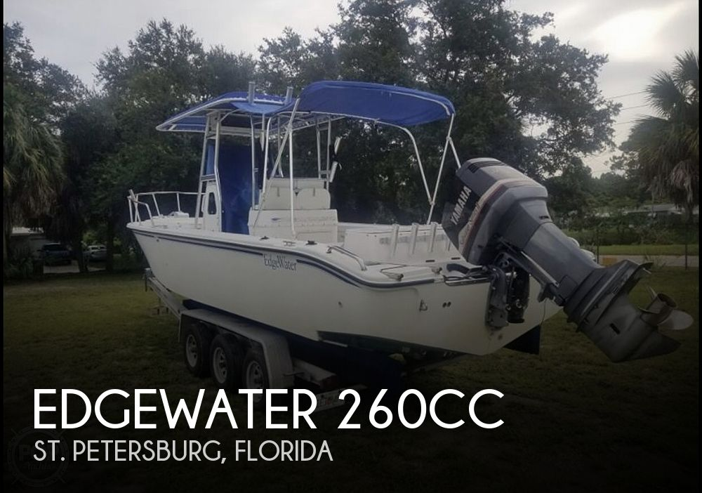 Used Edgewater Boats For Sale by owner | 1997 Edgewater 260CC