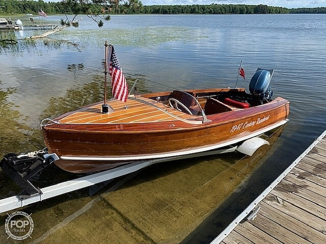1947 Century boat for sale, model of the boat is Runabout & Image # 3 of 31