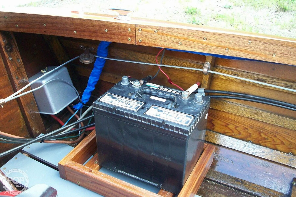 1947 Century boat for sale, model of the boat is Runabout & Image # 12 of 31