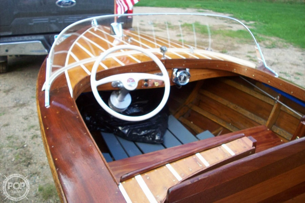 1947 Century boat for sale, model of the boat is Runabout & Image # 15 of 31