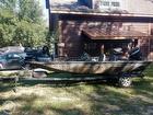 2016 Ranger Tournament Bass Boat