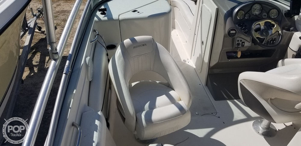 2006 Rinker boat for sale, model of the boat is 246 Captiva & Image # 12 of 40