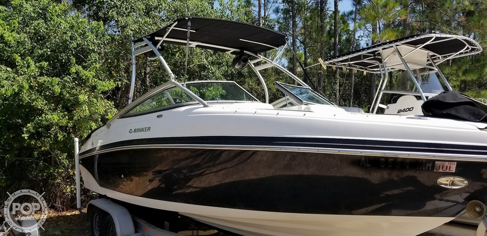2006 Rinker boat for sale, model of the boat is 246 Captiva & Image # 6 of 40