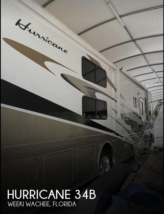 2009 Thor Motor Coach Hurricane 34b