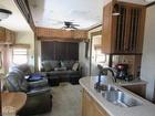 Landmark View Kitchen/living Area