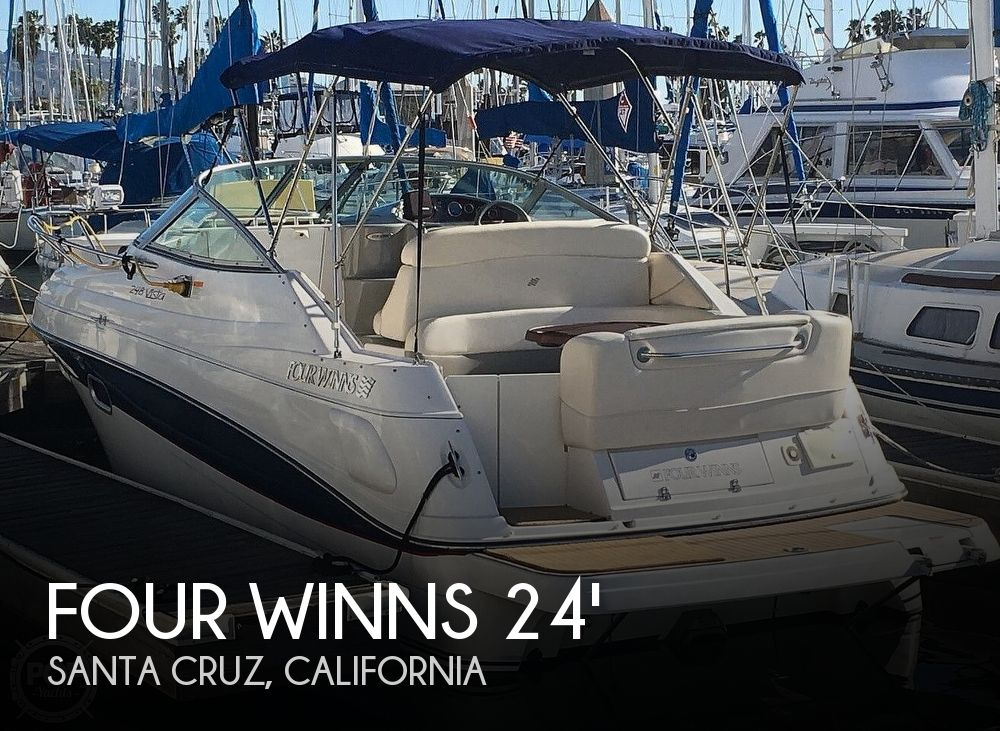 Used Four Winns Boats For Sale in California by owner | 2000 Four Winns 24