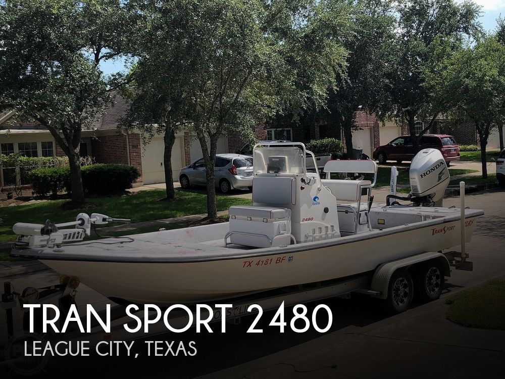 Used Tran Sport Boats For Sale by owner | 2011 Tran Sport 24