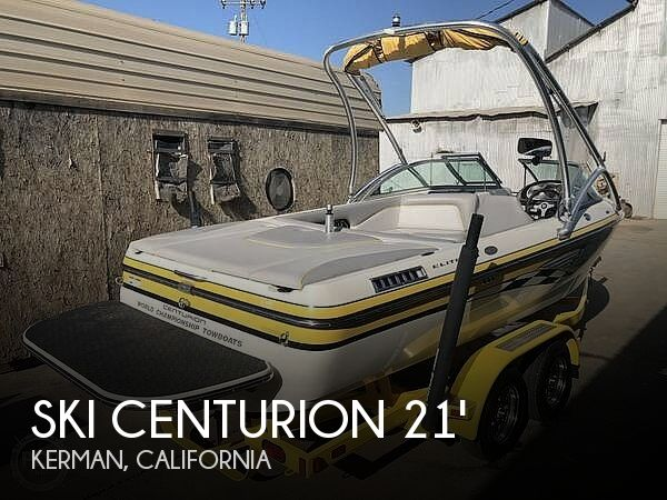 Used Boats For Sale in Fresno, California by owner | 2008 Ski Centurion 4553sl