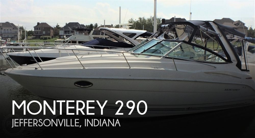 Used Monterey Boats For Sale by owner | 2007 Monterey 290