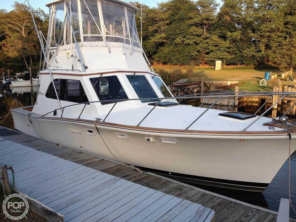 1976 Egg Harbor boat for sale, model of the boat is 33 Sedan Fisherman & Image # 3 of 41